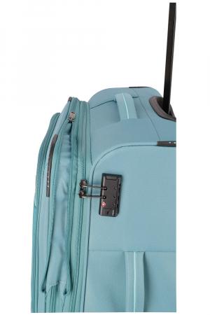 Troler de cabina Travelite Arona 4 roti duble 55 cm S13
