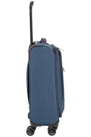 Troler de cabina Travelite Arona 4 roti duble 55 cm S31