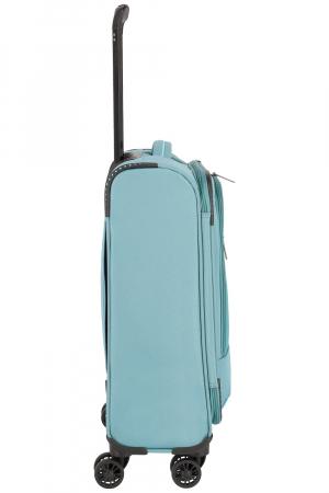 Troler de cabina Travelite Arona 4 roti duble 55 cm S18