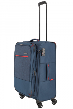 SET Trolere Travelite Arona 4 roti duble S, M, L + CADOU geanta de bord8