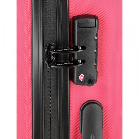Troler de cabina Travelite Bliss 4 roti 55 cm S2