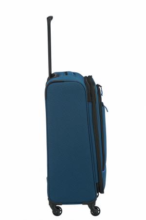 Troler de cala Travelite Derby 4 roti M 66 cm - extensibil2