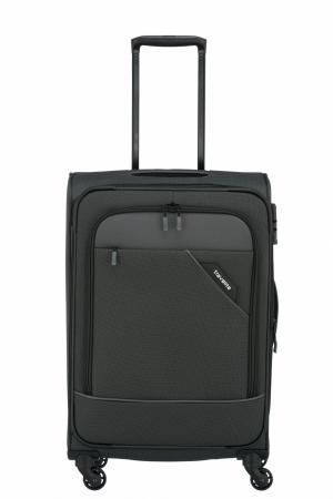 Troler de cala Travelite Derby 4 roti M 66 cm - extensibil0
