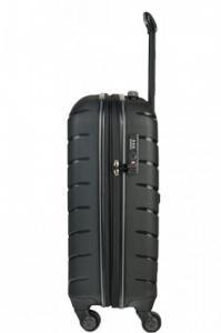 Troler Mirano Paris 55 negru - Troler de cabina1