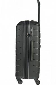Troler Mirano Paris 65 negru - Troler de cala rezistent