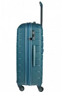 Troler Mirano Paris 75 albastru - Troler de cala1
