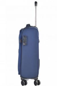 Troler Mirano Valencia 55 cm bleumarin- Troler de cabina1