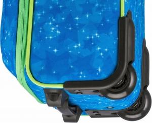 Troler Travelite 2 roti textil Eroii Orasului S5