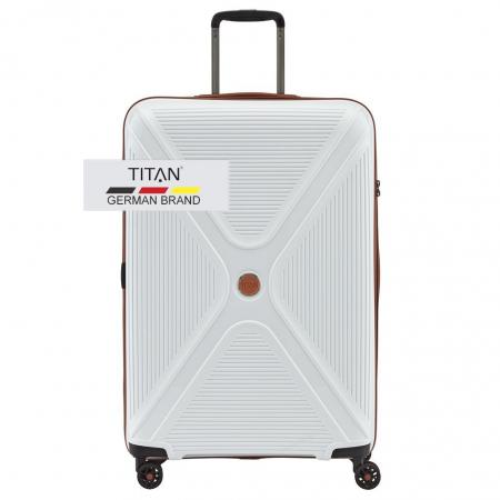 Troler TITAN - PARADOXX 4 roti duble L - 77 cm7