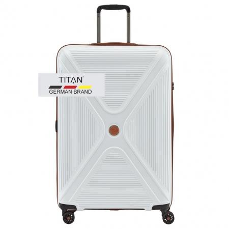 Troler TITAN - PARADOXX 4 roti duble L - 77 cm0