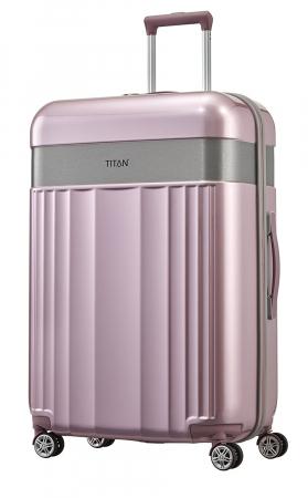 Troler TITAN - SPOTLIGHT -  L - 76 cm 4 roti duble [10]