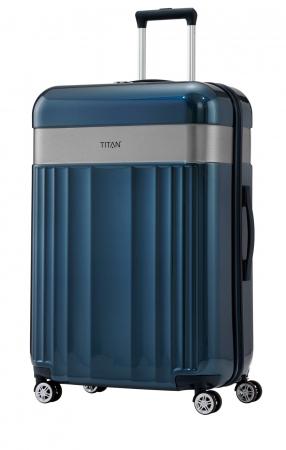 Troler TITAN - SPOTLIGHT -  L - 76 cm 4 roti duble10