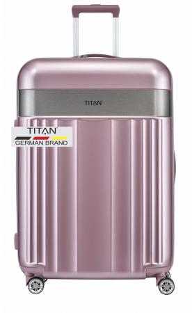 Troler TITAN - SPOTLIGHT -  L - 76 cm 4 roti duble13