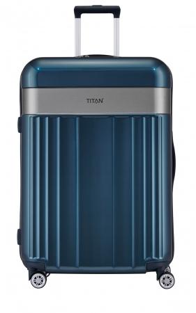 Troler TITAN - SPOTLIGHT -  L - 76 cm 4 roti duble0