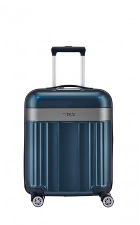 Troler TITAN - SPOTLIGHT - S - 55 cm 4 roti duble6