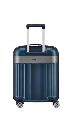 Troler TITAN - SPOTLIGHT - S - 55 cm 4 roti duble8