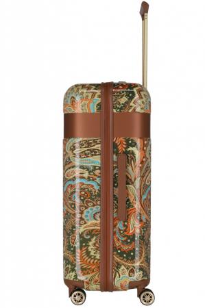 Troler TITAN - SPOTLIGHT Paisley - L - 76 cm 4 roti duble2