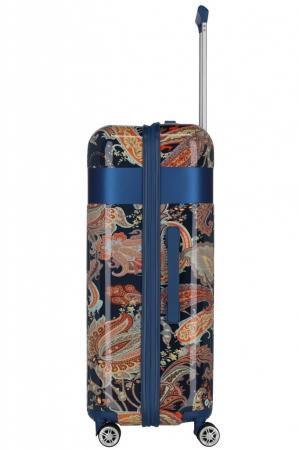 Troler TITAN - SPOTLIGHT Paisley - L - 76 cm 4 roti duble17