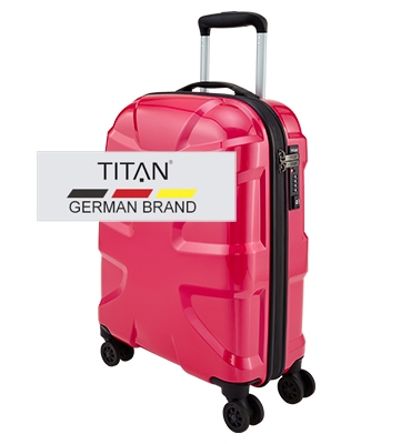 Troler TITAN X2  4w  S  Roz - Resigilat0