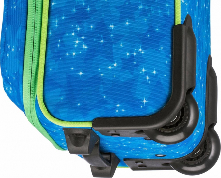 Troler Travelite 2 roti textil Eroii Orasului S11