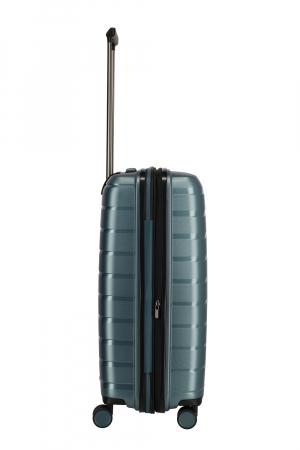 Troler travelite AIR BASE 4 roti DUBLE 67 CM - M extensibil3