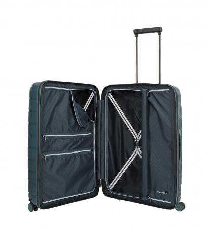SET Trolere Travelite AIR BASE 4 roti duble S, M, L3