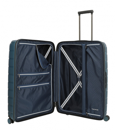 Troler travelite AIR BASE 4 roti DUBLE 77 CM - L2