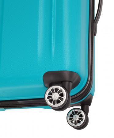 Set trolere Travelite CITY 4 roti L extensibil/M extensibil/S7