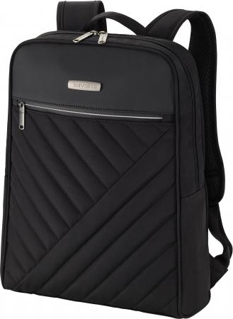 Set trolere Travelite JADE 4 roti 54cm, geanta de umar si rucsac (USB incorporat)2