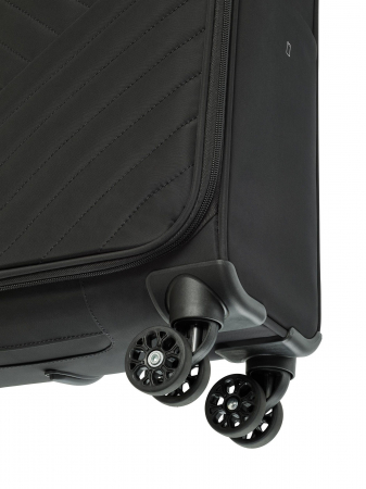 Set trolere Travelite JADE 4 roti 54cm, geanta de umar si rucsac (USB incorporat)10