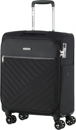Set trolere Travelite JADE 4 roti 54cm, geanta de umar si rucsac (USB incorporat)7