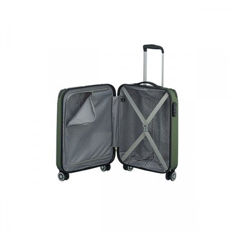 Troler Travelite CITY 4 roti 55 cm S4