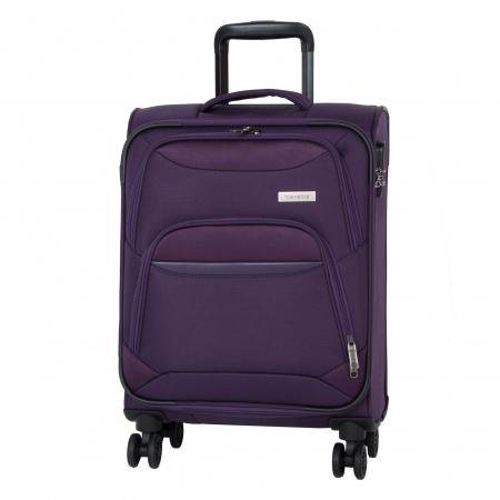 Troler Travelite KENDO 4 roti 55 cm S1