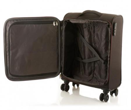 Troler Travelite KENDO 4 roti 55 cm S3