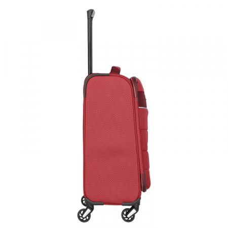 Troler Travelite KITE 4 roti 54 cm S9