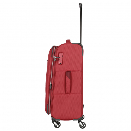 Troler Travelite KITE 4 roti 64 cm M extensibil5