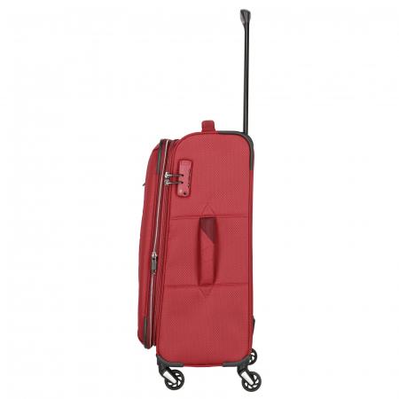 Set Trolere Travelite KITE 4 roti  S, M, L + CADOU geanta de bord3
