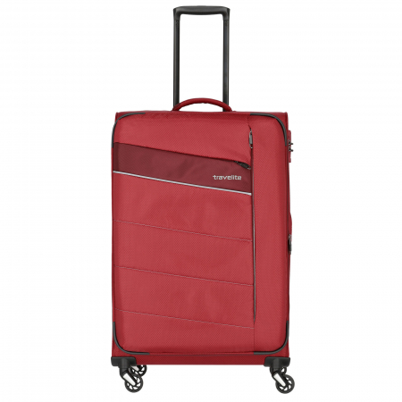 Troler Travelite KITE 4 roti 75 cm L extensibil9