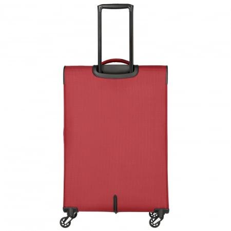 Troler Travelite KITE 4 roti 75 cm L extensibil7