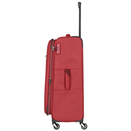 Troler Travelite KITE 4 roti 75 cm L extensibil6