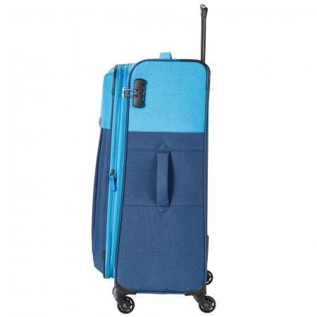 Troler Travelite Neopak 4 roti 55 cm S4