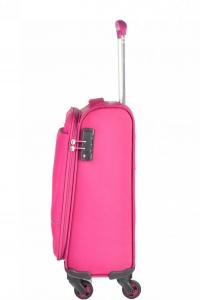 Troler Mirano Montreal 65 cm roz1
