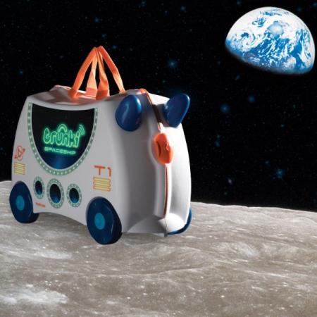 Valiza TRUNKI SKYE the Spaceship1