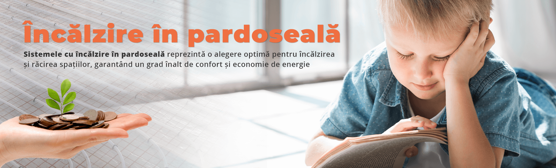 Incalizre in pardoseala