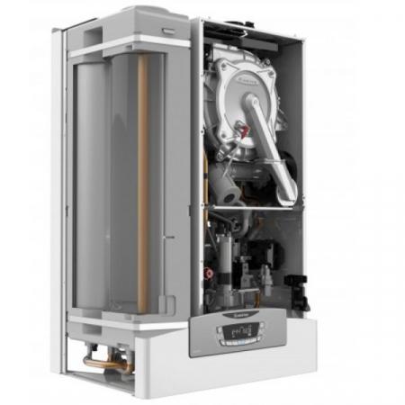 Centrala Ariston Clas B One 35 KW cu boiler incorporat condensatie1