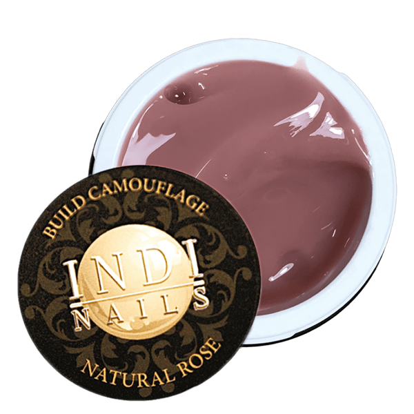Build camouflage - Natural rose 30 ml 0
