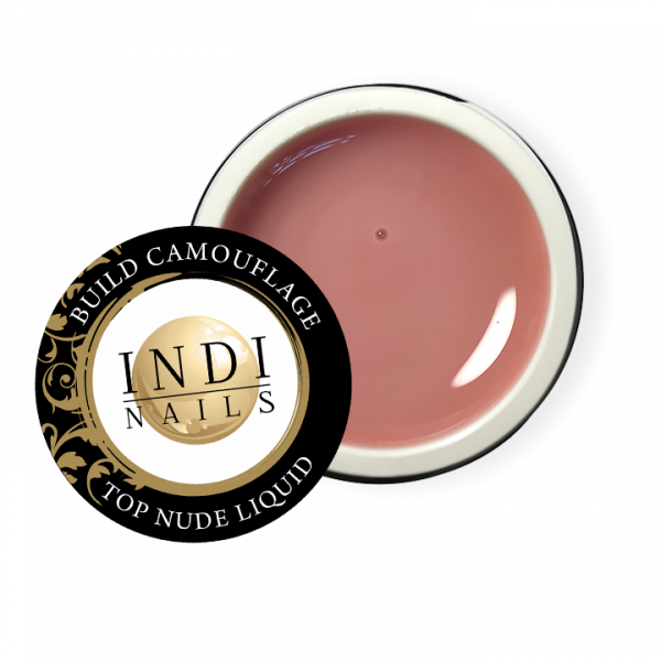Build camouflage - Top nude liquid 50ml 0
