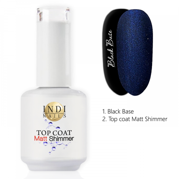 Top coat Matt Shimmer – 004 0