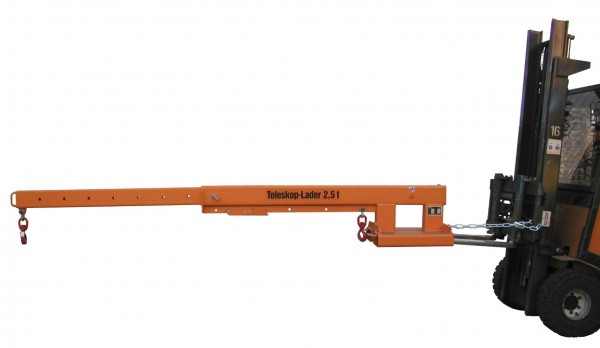 Brat telescopic stivuitor KT-2500 kg [6]