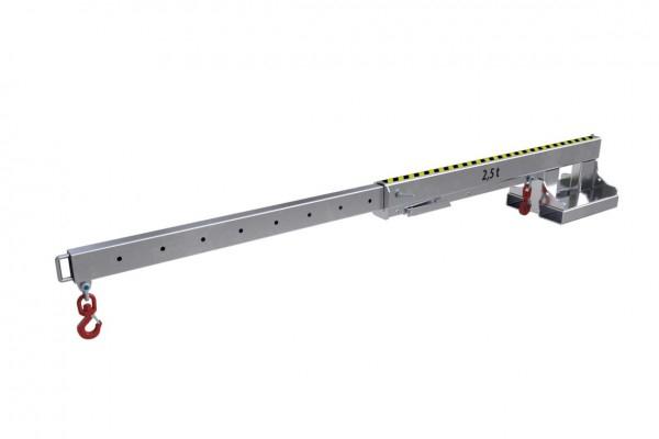 Brat telescopic stivuitor KT-2500 kg [9]